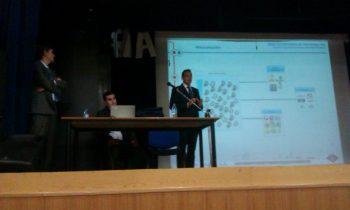 Conferencia Sistemas de Información Metro de Madrid