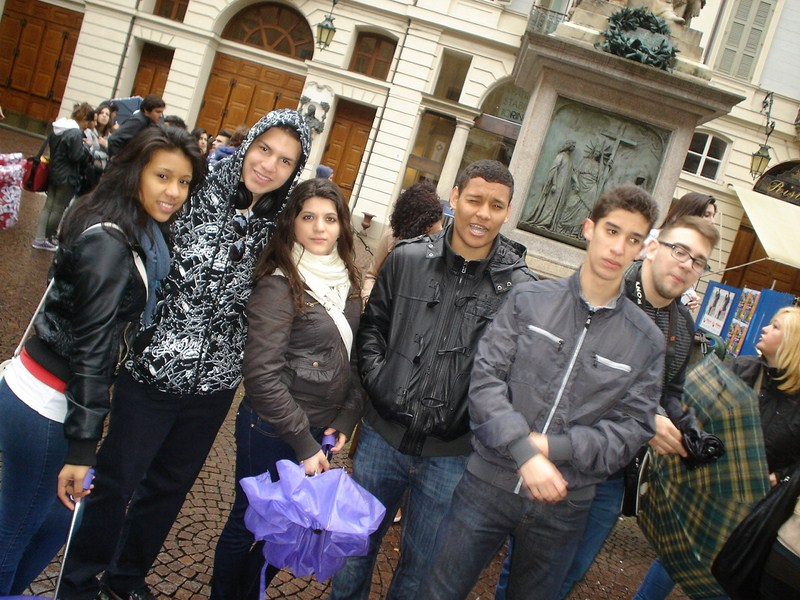 Formación de alumnos de P.C.P.I. en Italia