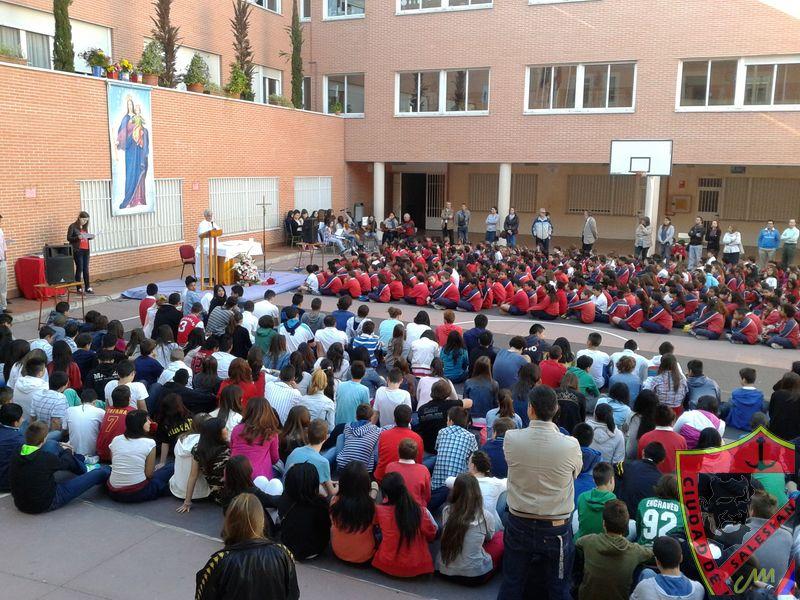 Fiesta de María Auxiliadora en «Ciudad de los Muchachos»