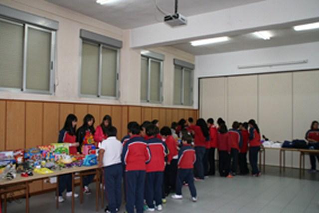 Mercadillo Solidario 2013