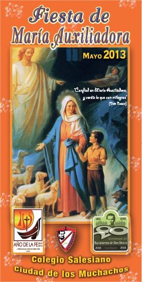 Festividad María Auxiliadora