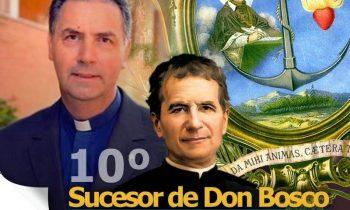 El español Ángel Fernández Artime nuevo Rector Mayor de los Salesianos