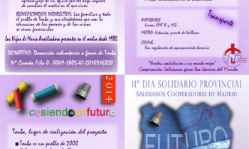 11º Día Solidario SS CC en Ciudad de los Muchachos