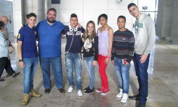 Seis estudiantes de Primero de PCPI de nuevo en Italia