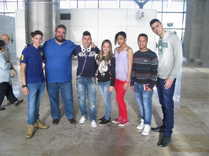 italia 2014 Prácticas PCPI