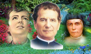 Los Santos Salesianos del mes de mayo