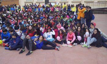 Centro Juvenil en el encuentro de Chiquis 2015 Aranjuez