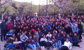 Pascua Juvenil compartida en La Adrada por Centro Juvenil Citycentro