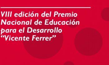 "VIII PREMIO NACIONAL ""VICENTE FERRER"""