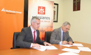 Salesianos y Hoffmann Group firman un acuerdo de colaboración para la Formación Profesional