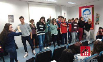 4ºA de ESO con Jóvenes y Desarrollo