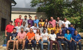 Programando en Mataelpino otro curso apasionante del centro Juvenil Citycentro