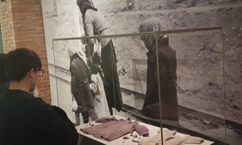 FP Informática visitamos la exposición de Auschwitz