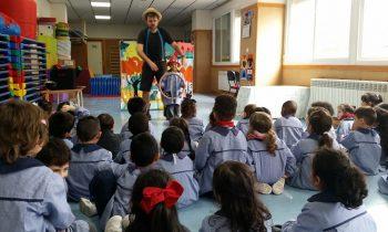 Teatro en inglés en Infantil