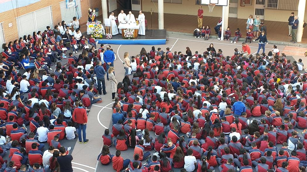 Fiesta María Auxiliadora 2019 Salesianos Ciudad de los Muchachos
