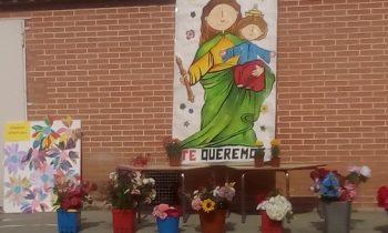 Fiesta María Auxiliadora en Infantil