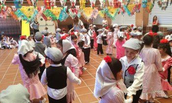 San Isidro en Infantil