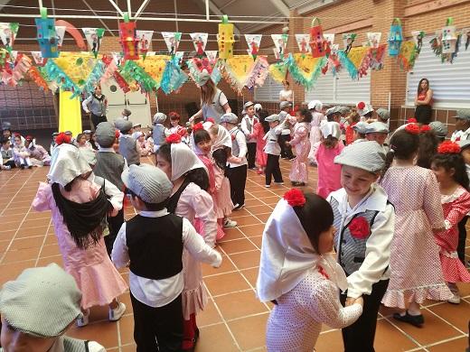 San Isidro en Infantil 2