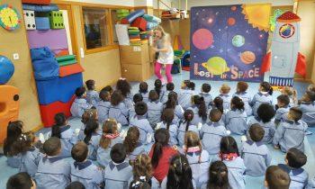 Storytelling en inglés con Infantil y Primaria