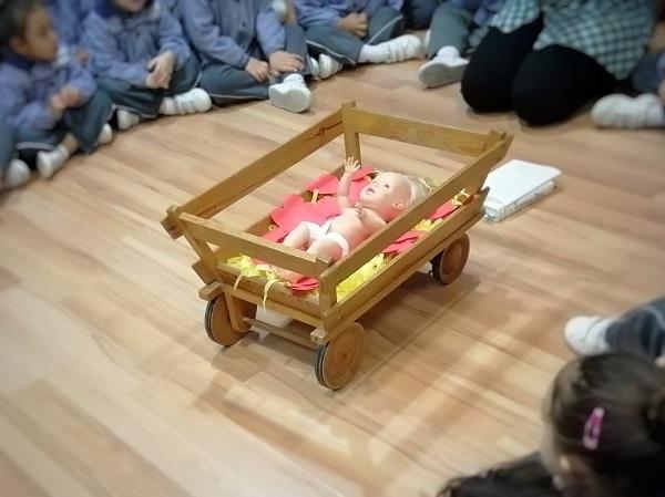 Celebración del Adviento en Infantil