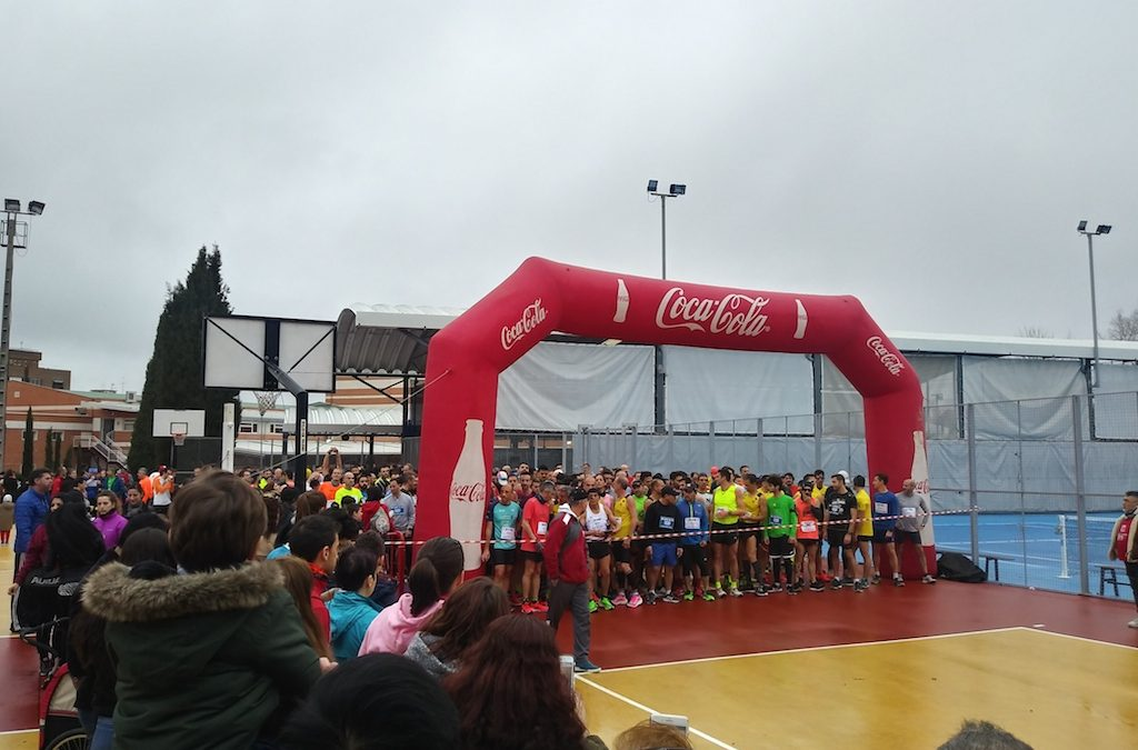 Infantil en el Cross Don Bosco