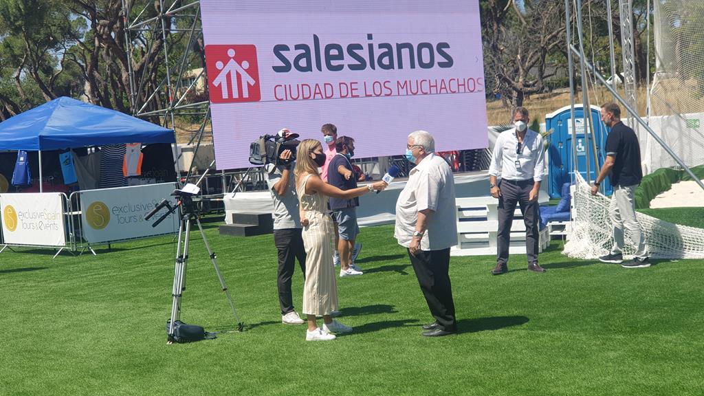 Pedro Aguado Salesianos Ciudad de los Muchachos